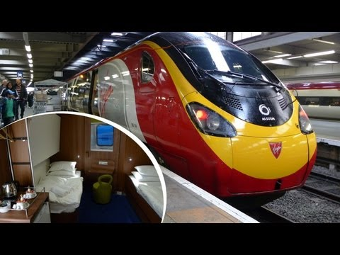 Belfast To London Overnight By Train & Ferry