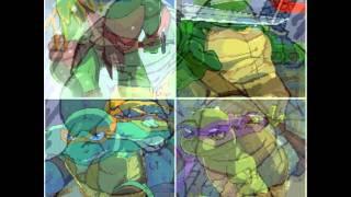 Черепашки ниндзя 4 пацана(Слайд шоу черепашки ниндзя под песню 4 пацана., 2012-12-09T05:36:15.000Z)