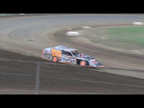 10 6 18 Modifieds Heat #2 Brownstown Speedway