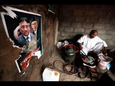 Criminal Woes Pile Up for Pakistan's Musharraf (LinkAsia: 7/5/13)