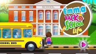 Скачать Emma Back To School Life Classroom Play Games