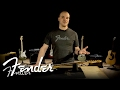 How To | Basic Maintenance & Care For Your Guitar & Bass | Fender