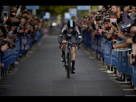 JAYCO HERALD SUN TOUR 2016 - STAGE 1 (William Clarke, Chris Froome debut)