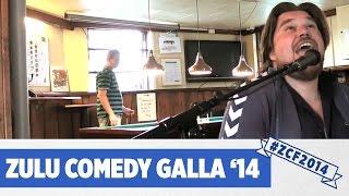 Rasmus Bjergs værtshussang om Zulu Comedy Galla 2014