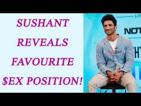 Thumbnail: Sushant Singh Rajput REVEALS his favourite $ex position | FilmiBeat