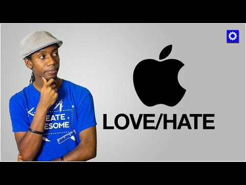 5 Reasons to Love and Hate Apple