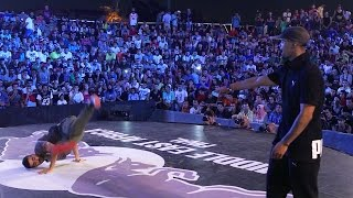 CSick VS Benny - Red Bull BC One Middle East Africa Final 2015