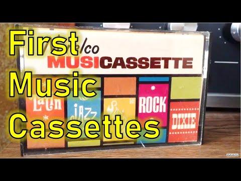 The Norelco Compact Musi Cassette Demo Tape