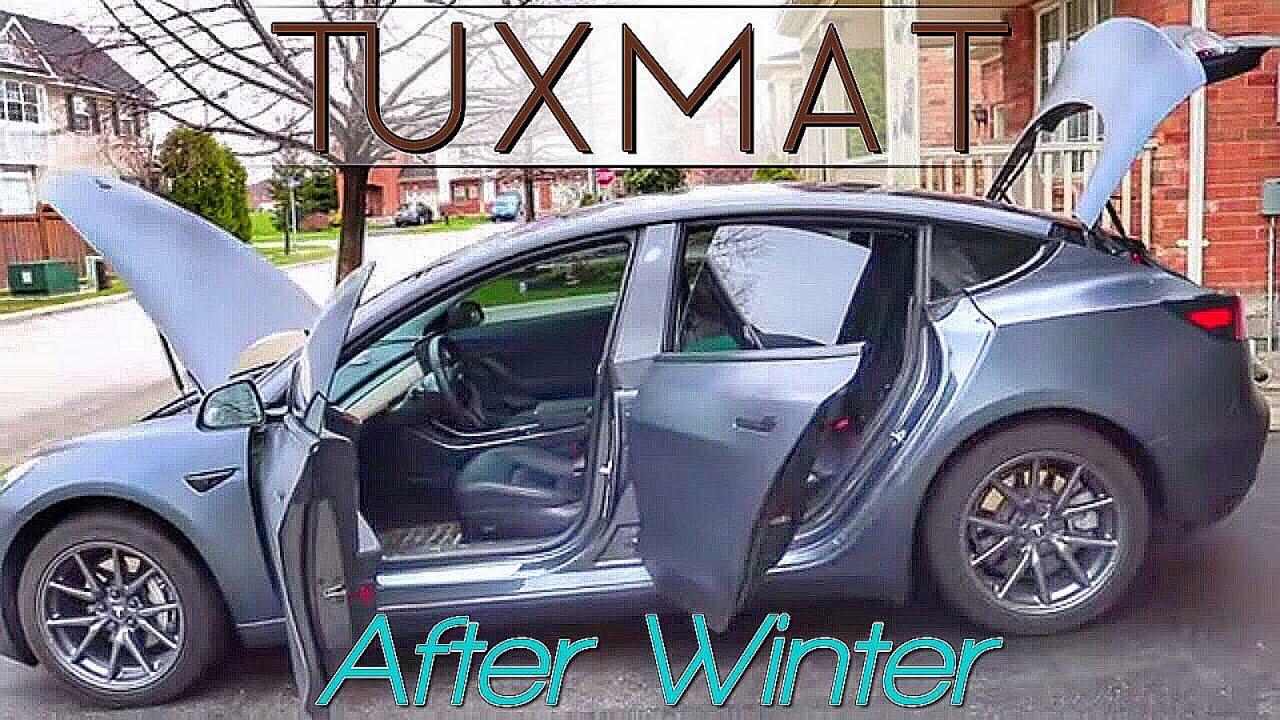 3D MAXpider L1DG02421509 Black All-Weather Floor Mat for Select Dodge Challenger Models Second Row