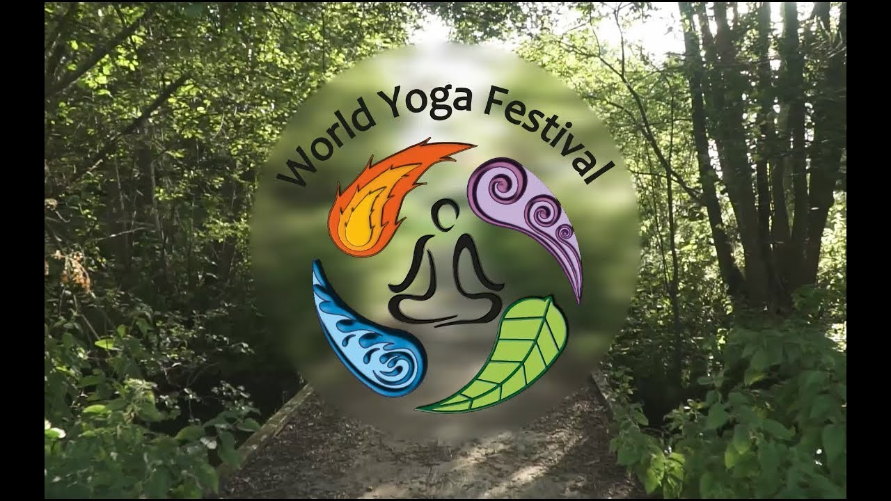 World Yoga Festival Videos