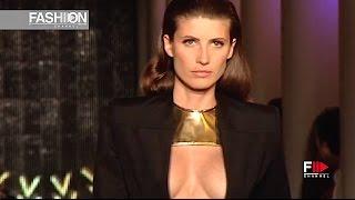 ALEXANDRE VAUTHIER Fall Winter 2010 2011 Haute Couture Paris   Fashion Channel