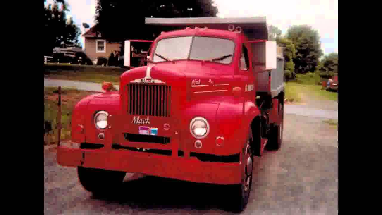 For Sale 1956 Mack Mack B30 In Pine Bush Ny 12566 Youtube