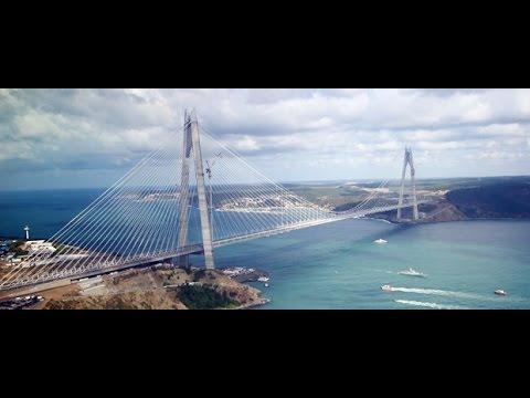 ARD | Türkische Großprojekte: Erdogan weiht Bosporus-Brücke ein