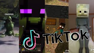 Minecraft Compilation TikTok 2020