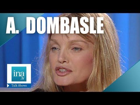 "Arielle Dombasle ""Mon couple avec Bernard-Henri Lévy"" | Archive INA"