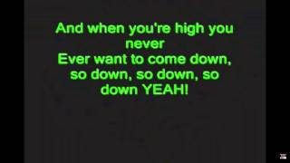 Guns and Roses Welcome To The Jungle - Rock Song- Karaoke Instrumental - with Lyrics