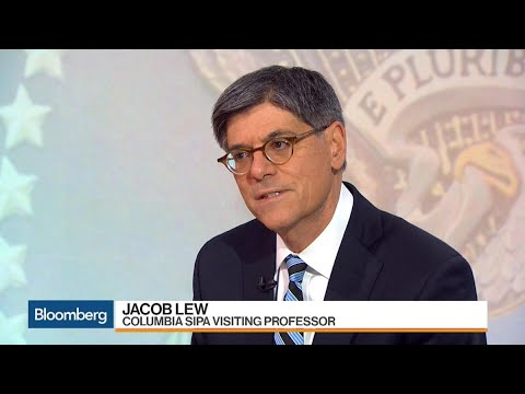 Former Treasury Sec. Lew on GOP Tax Plan, Bitcoin and Fed