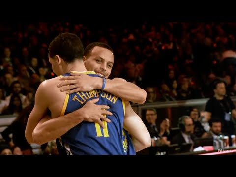 Steph Curry & Klay Thompson - Splash...