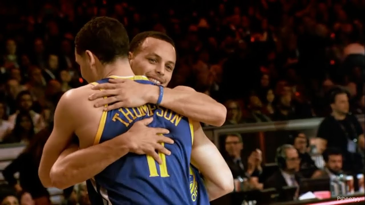 Stephen Curry Wallpaper Hd Steph Curry Amp Klay Thompson Splash Brothers ᴴᴰ 14 15