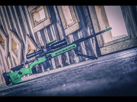 Rifle Action Compairison