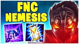 FNC NEMESIS vs NOWAY  | Best Of Noway4u Twitch Stream Highlights LoL