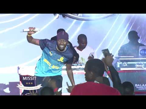 EDDY KENZO BEST LIVE PERFORMANCE EVER IN CRY 2018 NEW YEAR