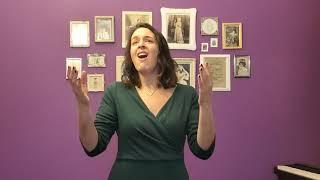 Senza Mamma from Puccini's Suor Angelica, Hillary Esqueda, Soprano