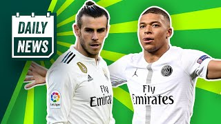 PSG outclass Man United 0-2, Real Madrid to sell Bale + more UCL reaction ► Onefootball Daily News