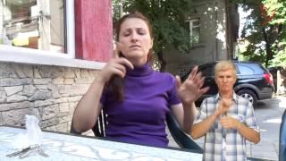 г  Варна в Болгарии, Христианский центр для глухих на РЖЯ - 2014г.