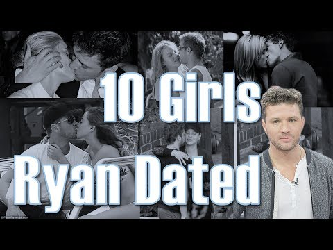 10 girls Ryan Phillippe has dated