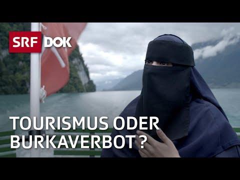 Verschleiert – Arabische Touristen in der Schweiz