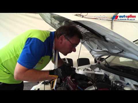 """""""Autoplius 300 lakes rally 2013"""" Techninė komisija /Scrutineering"""
