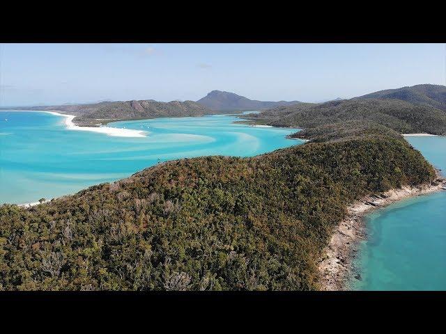 En catamarán por las Islas Whitsunday 2018