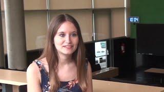 2015 Summer Interns Interviews - Leire Urreta
