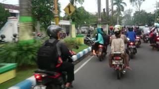 Jl. Gus Dur - Jl. Kh. Hasyim Asy'ari Jombang | Far Halim