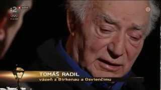 Štrnásťročný v Osvienčime - relácia STV2 Pod lampou