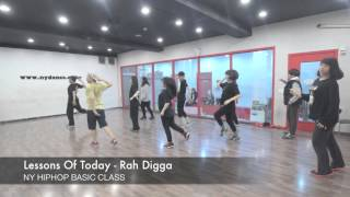 Rah Digga-Lessons Of Today choreography by nydance