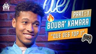 Bouba Kamara l Interview spéciale jeux vidéos  Part 1