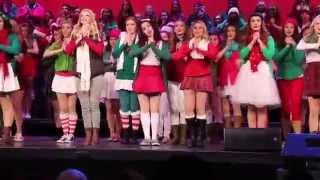 Los Al Show Choir's Holiday Medley '14