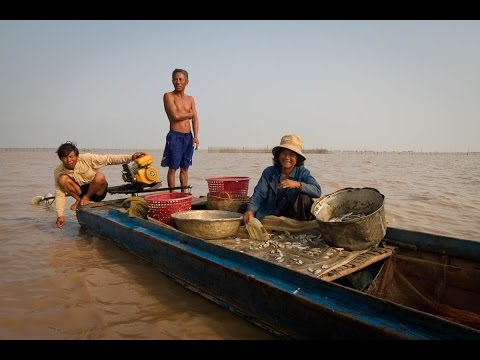 Trouble at Tonle Sap Lake
