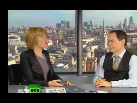 Truthful Irish: Max Keiser destroys Michael Noonan and Irish Banks