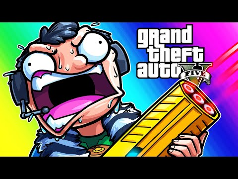 GTA5 Survival Funny Moments - It's STILL Not a Competition!!