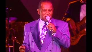 LOU RAWLS - Let me be good to you (2000)