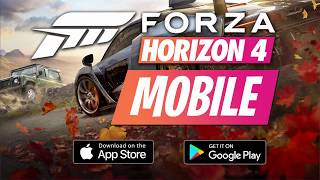 How To Download Forza Horizon 4 Mobile IOS/Android Without