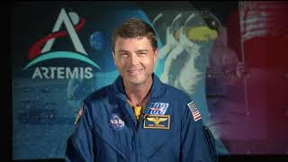 Reid Wiseman Live Shots Baltimore MD Artemis - August 22, 2019