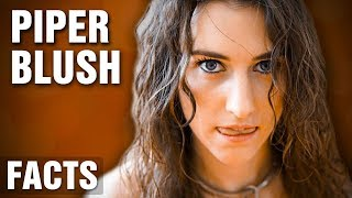 10 Surprising Facts About Piper Blush