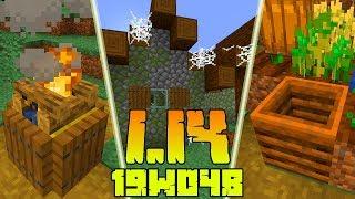 Minecraft 1.14: [Snapshot 19w04b] Co Nowego? Nowe Opuszczone Wioski!