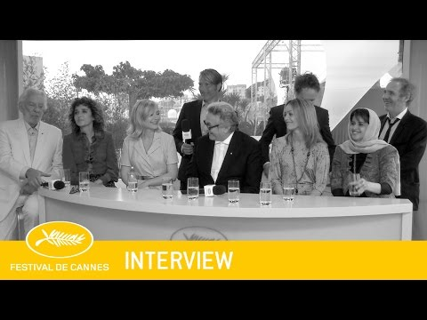 JURY - Interview - VF - Cannes 2016