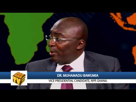 GH FILES: Dr. Muhamadu Bawumia Discusses Ghana's Recent IMF