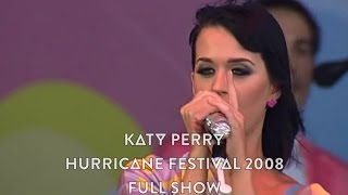 Katy Perry - Live @ Hurricane Festival 2009 (Full Show)